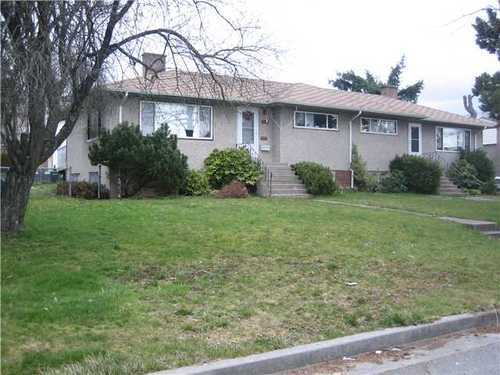 Photo 1: 3817 HERTFORD Street in Burnaby South: Central Park BS Home for sale ()  : MLS® # V938951
