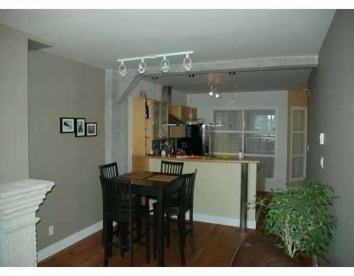 Photo 3: 513 1216 HOMER ST in Vancouver: Downtown VW Condo for sale (Vancouver West)  : MLS® # V599823