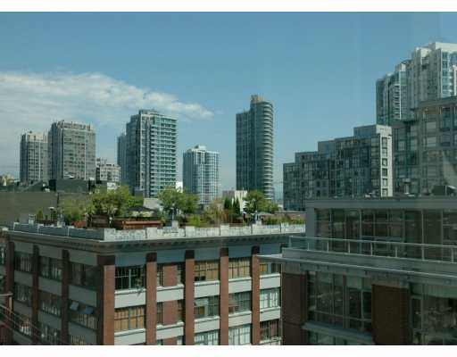 Photo 5: 513 1216 HOMER ST in Vancouver: Downtown VW Condo for sale (Vancouver West)  : MLS® # V599823