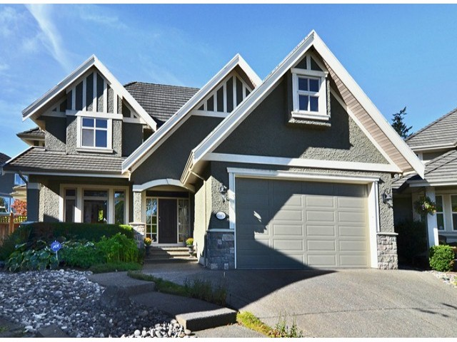 "Main Photo: 15450 37B Avenue in Surrey: Morgan Creek House for sale in ""IRONWOOD"" (South Surrey White Rock)  : MLS®# F1421488"