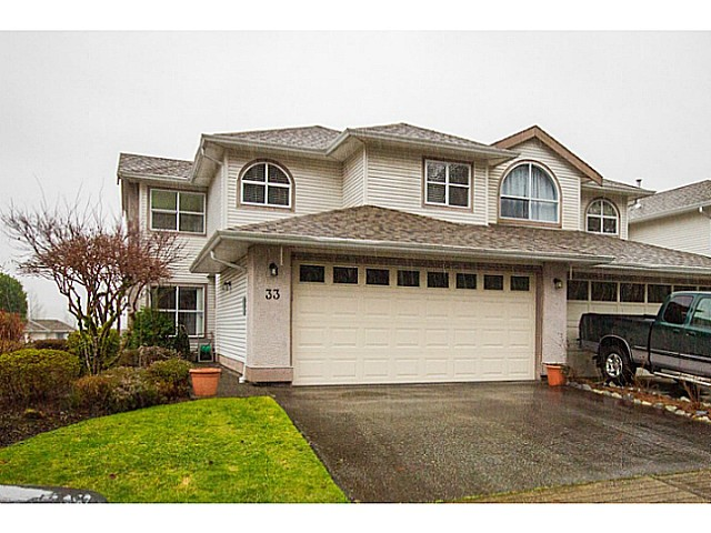 Main Photo: 33 22751 Haney Bypass in Maple Ridge: Townhouse for sale : MLS(r) # V1101248