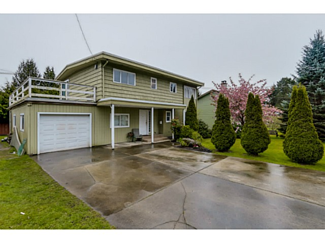 Main Photo: 1762 55th Street in Tsawwassen: Cliff Drive House for sale : MLS® # V1116962