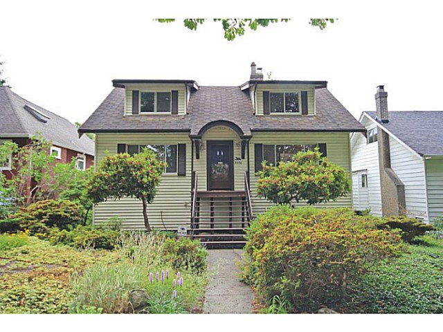Main Photo: 3936 W 22ND AV in Vancouver: Dunbar House for sale (Vancouver West)  : MLS®# V1133959