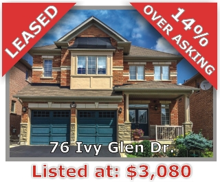 Main Photo: 76 Ivy Glen Dr in Vaughan: Patterson Freehold for sale