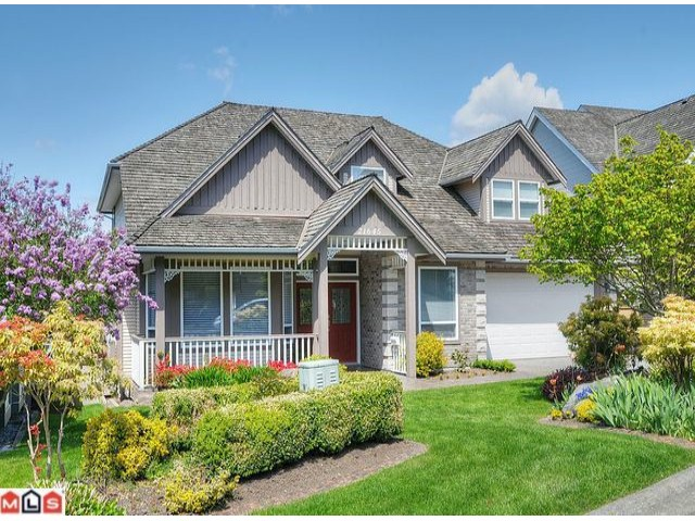"Main Photo: 21645 47A Avenue in Langley: Murrayville House for sale in ""Murrayville"" : MLS® # F1211168"
