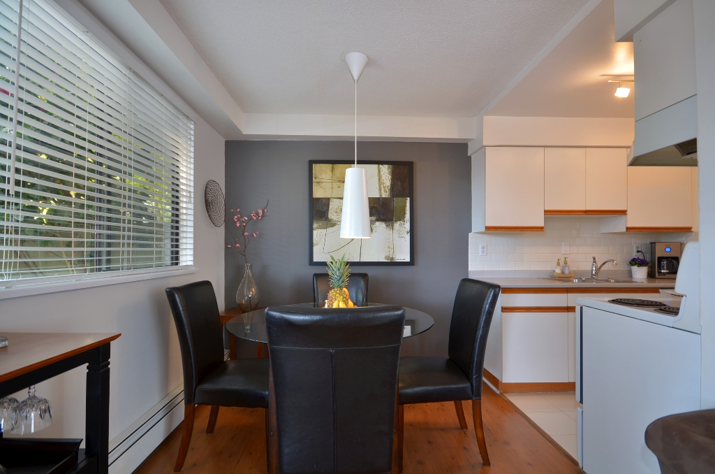 "Photo 5: 101 3150 PRINCE EDWARD Street in Vancouver: Mount Pleasant VE Condo for sale in ""PRINCE EDWARD PLACE"" (Vancouver East)  : MLS(r) # V952029"