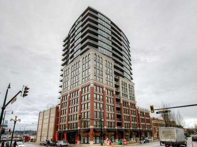 "Main Photo: # 508 14 BEGBIE ST in New Westminster: Quay Condo for sale in ""INTER URBAN"" : MLS® # V1010960"
