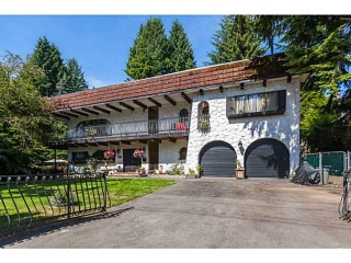 Main Photo: 4025 Marine Drive in West Vancouver: Sandy Cove House for sale : MLS® # V1128651