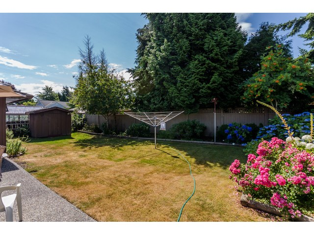 Photo 20: 1861 129A ST in Surrey: Crescent Bch Ocean Pk. House for sale (South Surrey White Rock)  : MLS® # F1446892
