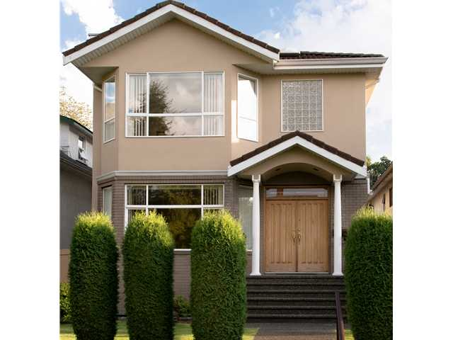 "Main Photo: 118 W 21ST Avenue in Vancouver: Cambie House for sale in ""CAMBIE VILLAGE"" (Vancouver West)  : MLS®# V969883"