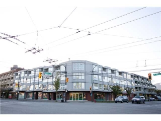 Main Photo: 318 2891 E HASTINGS Street in Vancouver: Hastings East Condo for sale in &quot;PARK RENFREW&quot; (Vancouver East)  : MLS(r) # V992283
