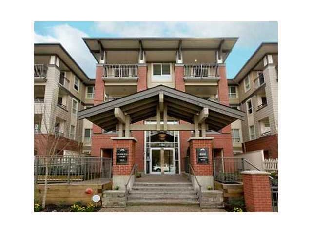 Main Photo: 163 9100 FERNDALE Road in Richmond: McLennan North Condo for sale : MLS® # V999224