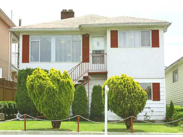 Main Photo: 3232 E 28TH Avenue in Vancouver: Renfrew Heights House for sale (Vancouver East)  : MLS(r) # V1008584