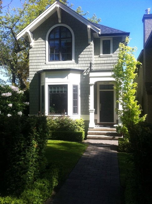 Main Photo: 3499 West 27th Avenue in Vancouver: Dunbar Home for sale ()  : MLS® # v889666