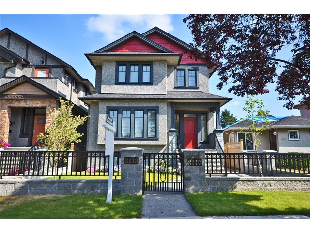 Main Photo: 3113 E 20TH Avenue in Vancouver: Renfrew Heights House for sale (Vancouver East)  : MLS®# V1019224