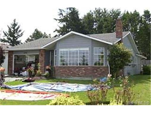Main Photo: 4360 Vanguard Place in VICTORIA: SW Royal Oak Single Family Detached for sale (Saanich West)  : MLS® # 214075