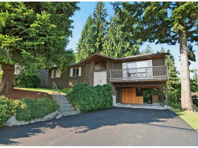 Main Photo: 988 CORONA CR in Coquitlam: Chineside House for sale : MLS® # V1080836