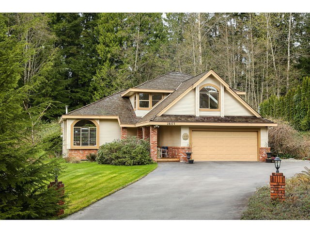 Main Photo: 26177 126th St. in Maple Ridge: Whispering Hills House for sale : MLS® # V1113864