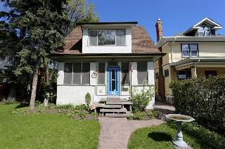 Main Photo: 481 Raglan Road in Winnipeg: WOLSELEY Single Family Detached for sale (West Winnipeg)  : MLS® # 1515021
