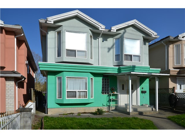 Main Photo: 4488 GLADSTONE ST in Vancouver: Victoria VE House for sale (Vancouver East)  : MLS®# V1134157