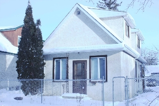 Main Photo: 1275 Manitoba Avenue in Winnipeg: North End Single Family Detached for sale (North West Winnipeg)  : MLS®# 1601403