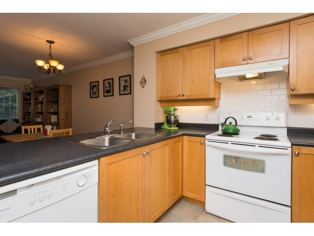 Photo 8: 217 808 SANGSTER PLACE in New Westminster: The Heights NW Condo for sale : MLS(r) # R2026724