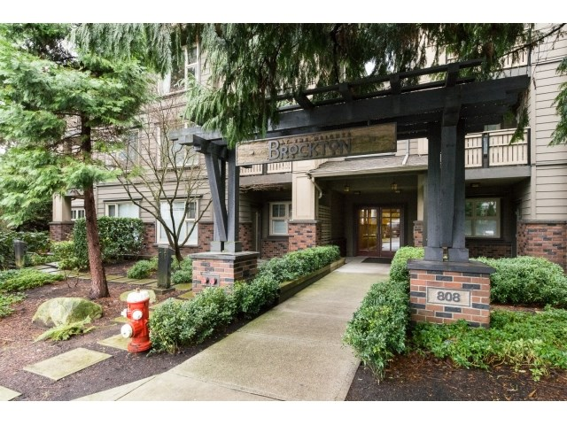 Photo 2: 217 808 SANGSTER PLACE in New Westminster: The Heights NW Condo for sale : MLS(r) # R2026724