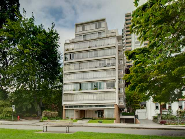 "Main Photo: 604 2095 BEACH Avenue in Vancouver: West End VW Condo for sale in ""BEACH PARK"" (Vancouver West)  : MLS® # V956397"