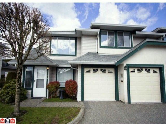 "Main Photo: 193 3160 TOWNLINE Road in Abbotsford: Abbotsford West Townhouse for sale in ""southpoint ridge"" : MLS®# F1215437"