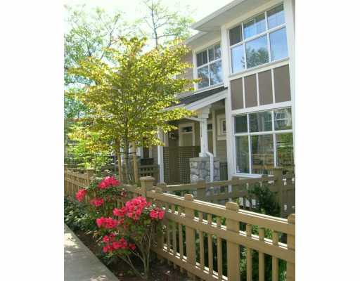 "Main Photo: 936 WESTBURY WK in Vancouver: South Cambie Townhouse for sale in ""CHURCHILL GARDENS"" (Vancouver West)  : MLS(r) # V587835"