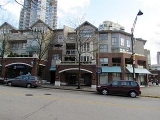 "Main Photo: # 302 220 NEWPORT DR in Port Moody: North Shore Pt Moody Condo for sale in ""The Burrard"" : MLS® # V981151"