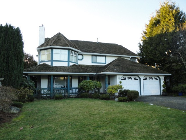 Main Photo: 6149 121ST ST in Surrey: Panorama Ridge House for sale : MLS®# F1327342