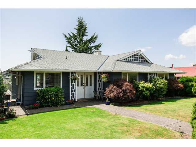 Main Photo: 90 COURTNEY Crescent in New Westminster: The Heights NW House for sale : MLS(r) # V1076652