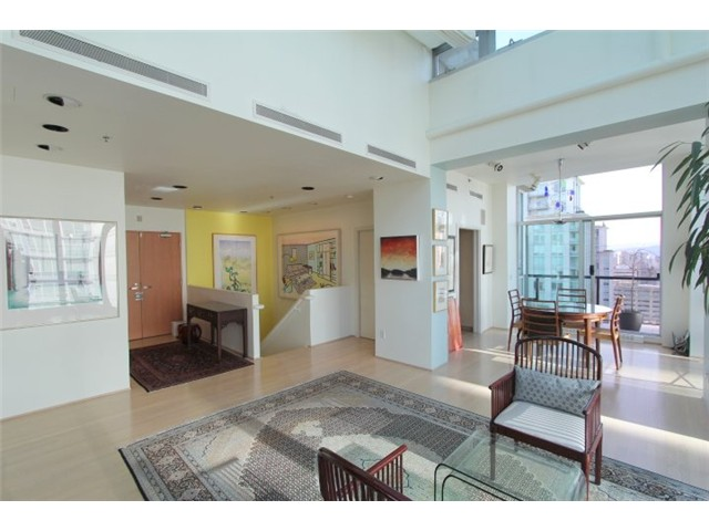 Main Photo: # 2703 889 HOMER ST in Vancouver: Downtown VW Condo for sale (Vancouver West)  : MLS® # V1109057