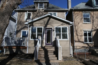 Main Photo: 445 Greenwood Place in Winnipeg: Wolseley Single Family Detached for sale (West Winnipeg)