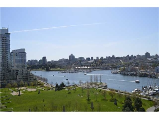 Main Photo: # 1001 638 BEACH CR in Vancouver: Yaletown Condo for sale (Vancouver West)  : MLS®# V1058664