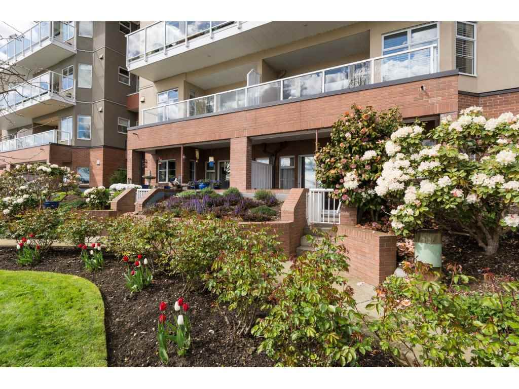Photo 20: 106 12 K DE K COURT in New Westminster: Quay Condo for sale : MLS® # R2161289