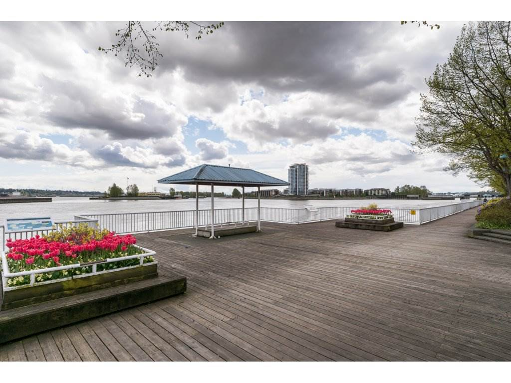 Photo 18: 106 12 K DE K COURT in New Westminster: Quay Condo for sale : MLS® # R2161289