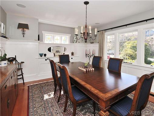 Photo 5: 1120 Woodstock Avenue in VICTORIA: Vi Fairfield West Single Family Detached for sale (Victoria)  : MLS(r) # 309105