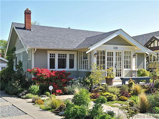 Main Photo: 1120 Woodstock Avenue in VICTORIA: Vi Fairfield West Single Family Detached for sale (Victoria)  : MLS® # 309105