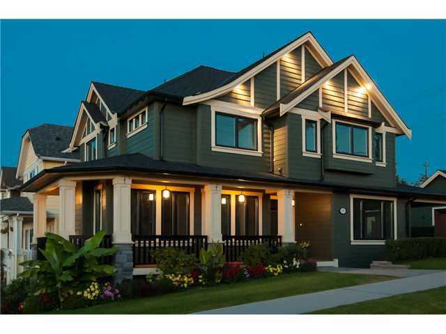 "Main Photo: 815 2ND ST in New Westminster: GlenBrooke North House for sale in ""GLENBROOKE NORTH"" : MLS® # V974369"