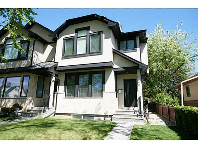 Main Photo: 2046 47 Avenue SW in CALGARY: Altadore River Park Residential Attached for sale (Calgary)  : MLS® # C3569906