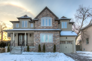 Main Photo: 58 Mulholland Avenue Toronto, ON