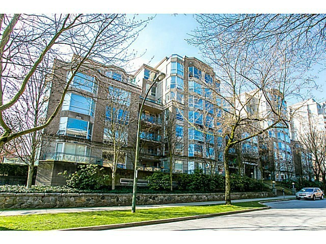 Main Photo: # 503 500 W 10TH AV in Vancouver: Fairview VW Condo for sale (Vancouver West)  : MLS® # V1050486