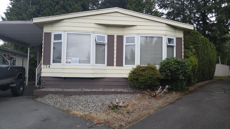 Photo 1: 154 3665 244 STREET in Langley: Otter District Manufactured Home for sale : MLS(r) # R2081609