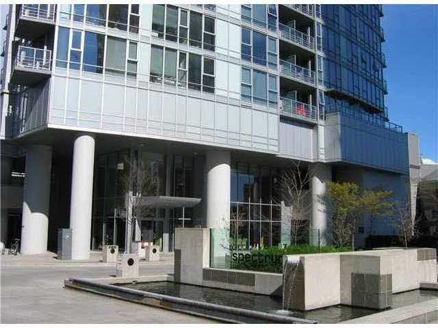 Photo 3: 1106 131 Regiment Square in Vancouver: Downtown VW Condo for sale (Vancouver West)  : MLS® # R2054762