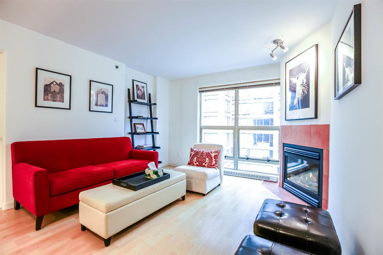 Photo 10: 808 819 HAMILTON STREET in Vancouver: Downtown VW Condo for sale (Vancouver West)  : MLS(r) # R2118682