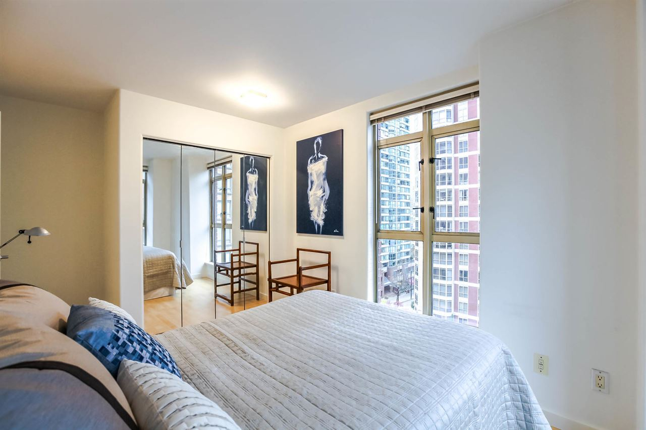 Photo 18: 808 819 HAMILTON STREET in Vancouver: Downtown VW Condo for sale (Vancouver West)  : MLS(r) # R2118682