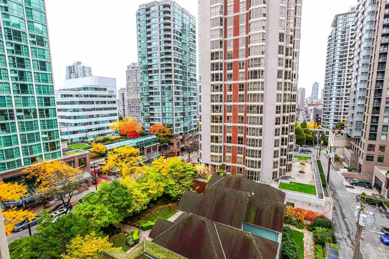 Photo 11: 808 819 HAMILTON STREET in Vancouver: Downtown VW Condo for sale (Vancouver West)  : MLS(r) # R2118682
