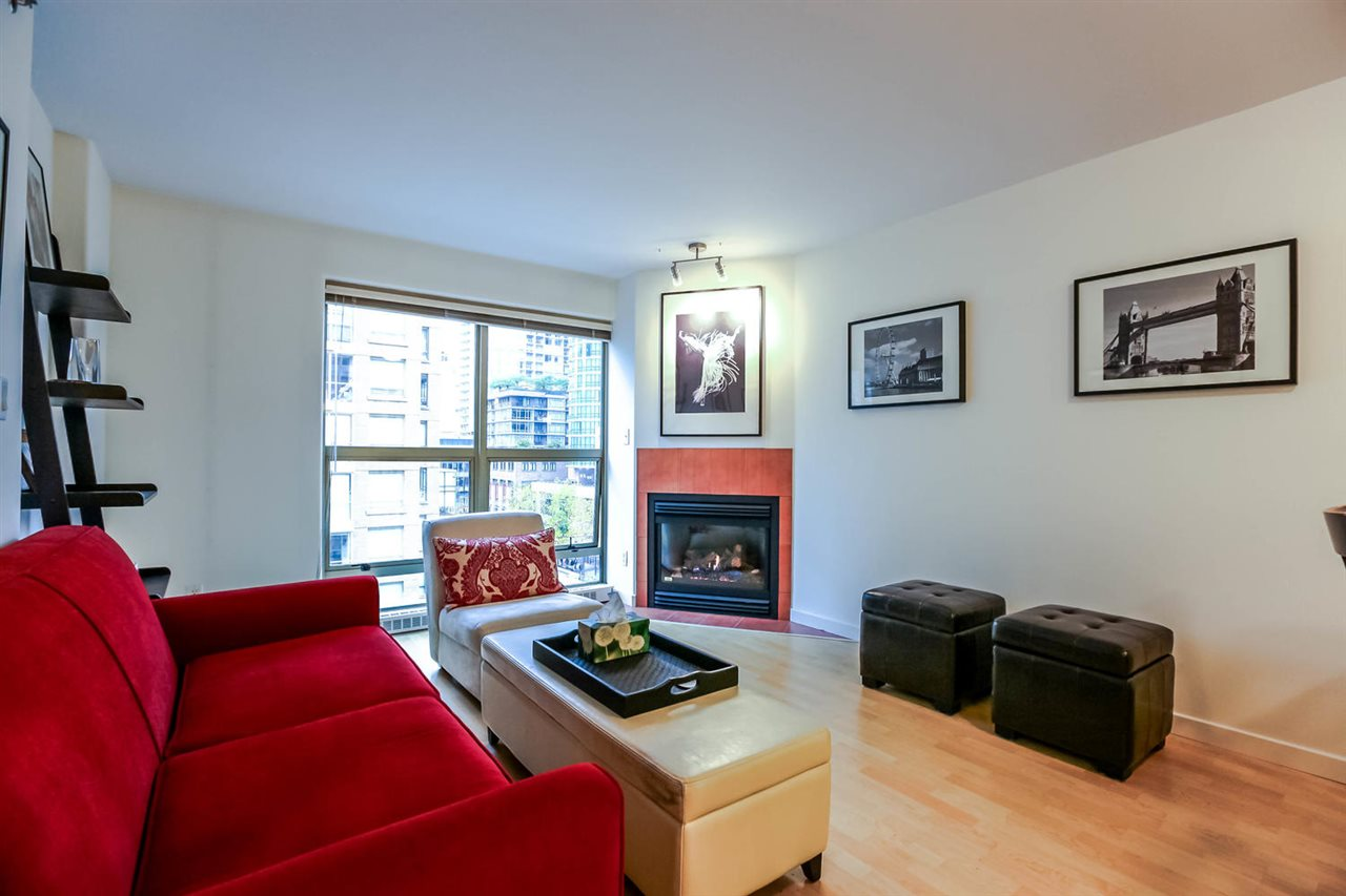 Photo 9: 808 819 HAMILTON STREET in Vancouver: Downtown VW Condo for sale (Vancouver West)  : MLS(r) # R2118682